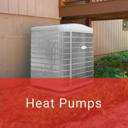 Stay warm in the winter and cool in the summer with a heat pump! Call Central Heating & Air Conditioning today for your quote, installation, repair or service!