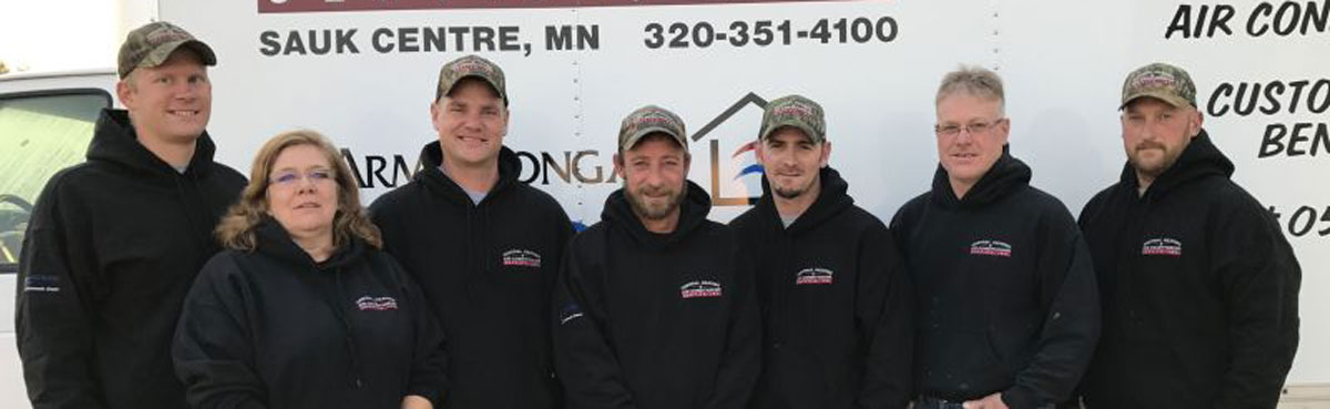 Meet the Central Heating & Air Conditioning Team!